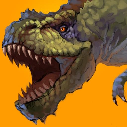 Dinosaurs Dot to Dot iOS App