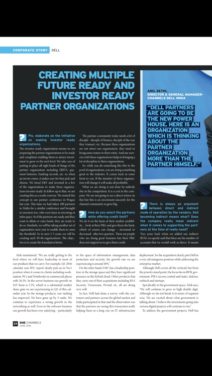 SME Channels magazine screenshot-3