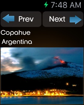 Volcanos Info+ screenshot 13