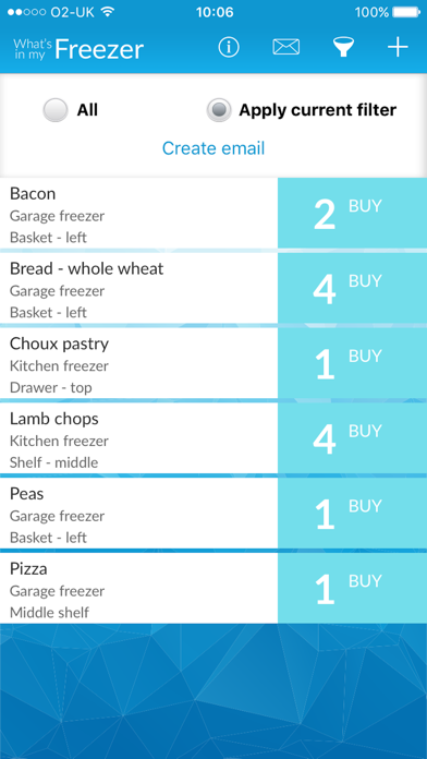 Whats In My Freezer review screenshots