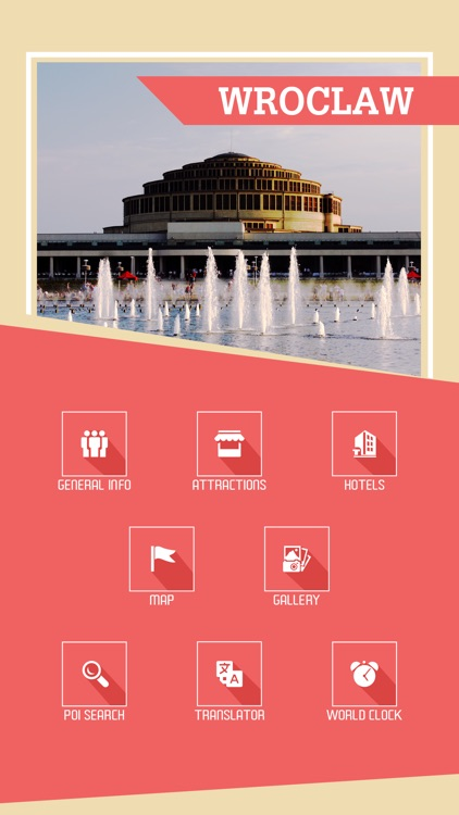 Wroclaw Tourism Guide screenshot-1
