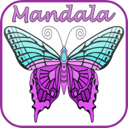 Mandala Coloring Page : Best Colors Therapy Stress Relieving Book For Adult Free