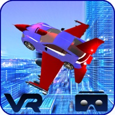 Activities of VR Flying Car Flight Simulator – The best game for google cardboard Virtual Reality