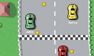 Multicars racing