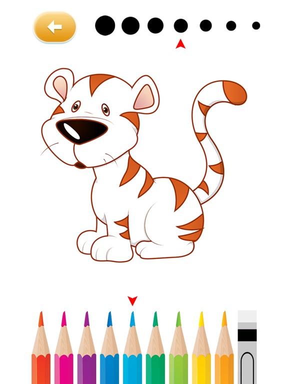 Kleurplaat Dieren Spelletjes Kinderspelletjes Spelletjes Voor