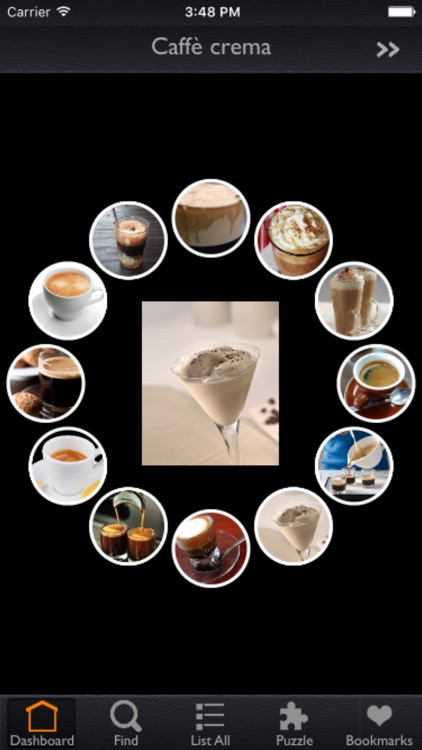 Coffee Drinks Info + screenshot-3