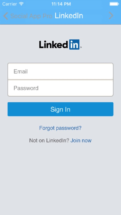 Social App Pro screenshot-4