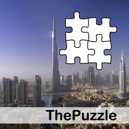 ThePuzzle : UAE Emirates Puzzle