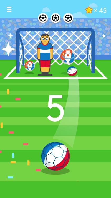 Ketchapp Soccer screenshot-4