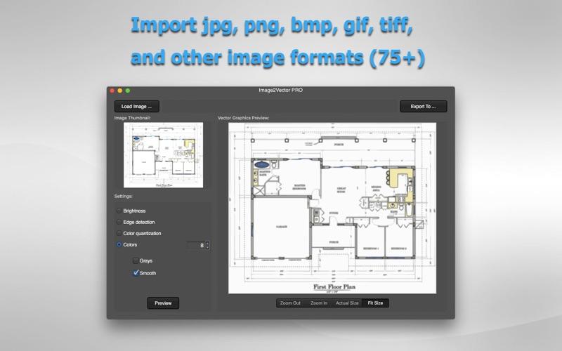 Image2Vector PRO Screenshot