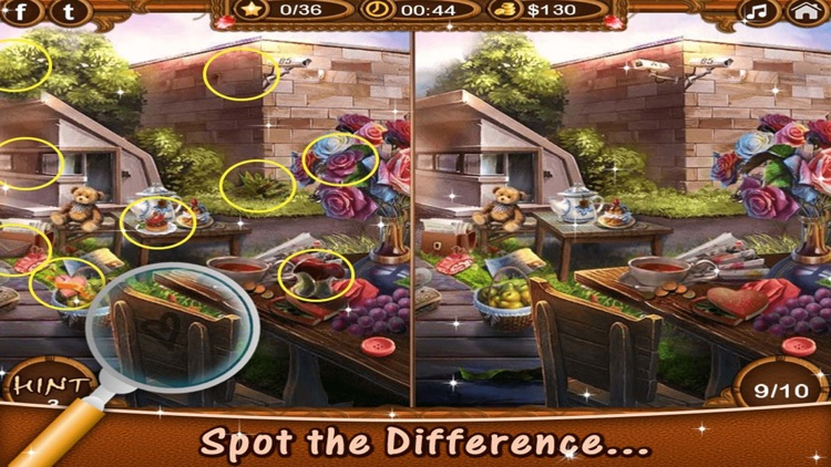 Pleasant of Love - Hidden Objects game for kids and adults screenshot-3
