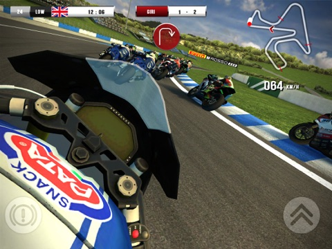 SBK16 - Official Mobile Game для iPad