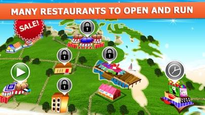 フード 裁判所 熱 :  カフェテリア スーパー シェフ サンドイッチ レストラン スクランブルのスクリーンショット3