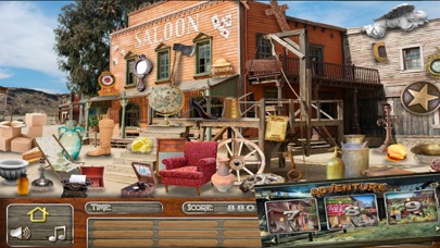 Haunted Ghost Town Hidden Object – Mystery Towns Pic Spot Differences Objects Game screenshot four