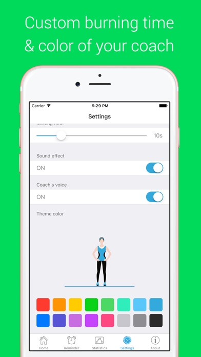 7 Minutes Workout - Your Daily Personal Fitness Trainerのおすすめ画像5