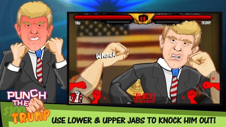 Punch The Trump - Presidential Brawl