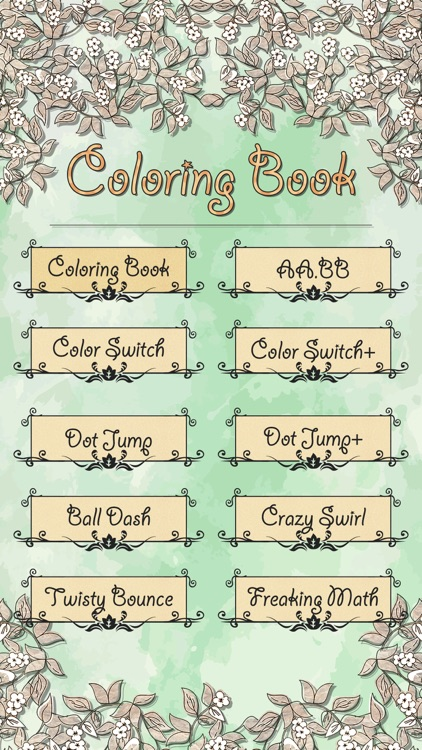 Secret Coloring Book - Free Anxiety Stress Relief & Color Therapy Pages for Adult screenshot-3