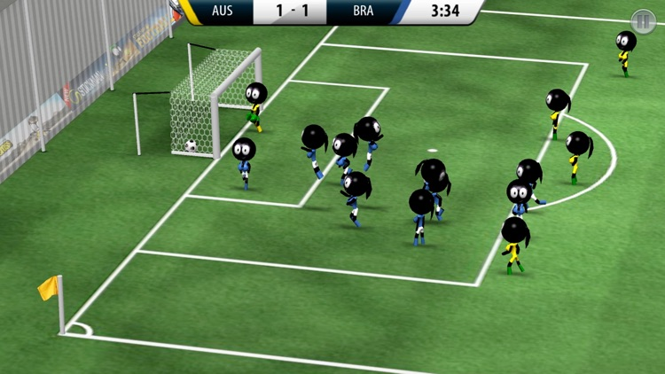 Stickman Soccer 2016 screenshot-2