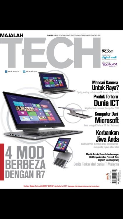 Majalah Tech