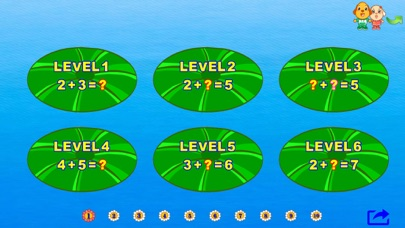 Easy learning addition - Smart frog kids math screenshot two