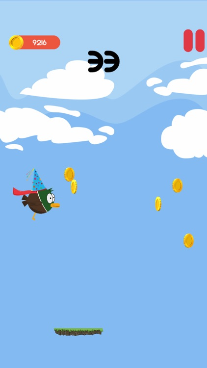Ducky - Run, Jump, Fly and Survive! - Free screenshot-4