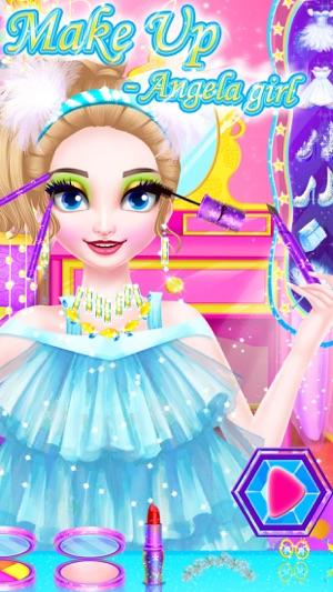 Winx maquiar e vestir Jogos para Meninas