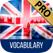 英語の語彙メモリカード、単一の方法ゲームクイズ実践を学ぶ英語の語彙を学ぶ - プレミアムエディションを