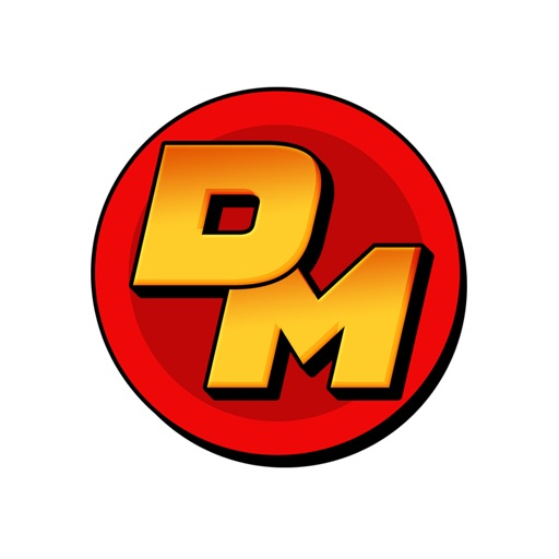 Danger Mouse Magazine iOS App