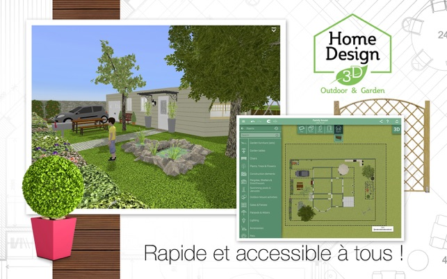 home design 3d outdoor garden dans le mac app store