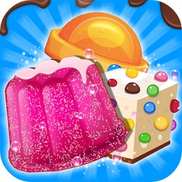 Quest Candy Adventure - Pop Free Game