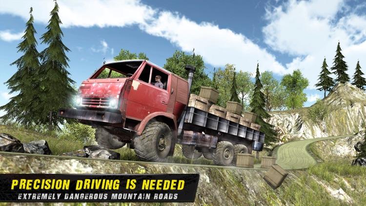 Off Road Truck Driver