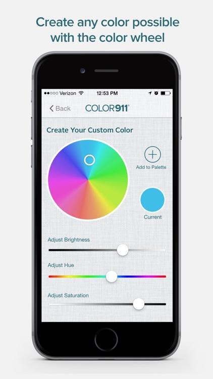 Color911® screenshot-3