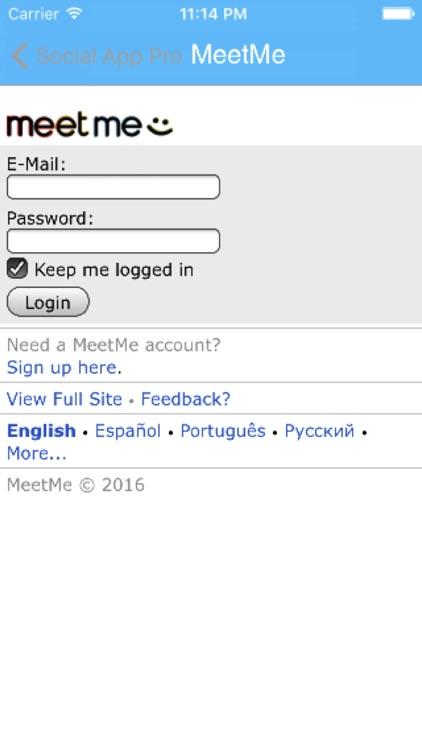 Social App Pro screenshot-3
