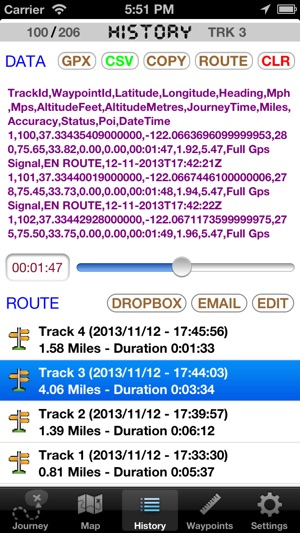 iTracker on the App Store