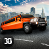 Tayga Games OOO - Hotel Limo Driver: Valet Parking Full artwork