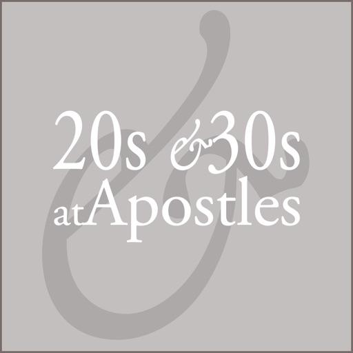 20s and 30s at Apostles