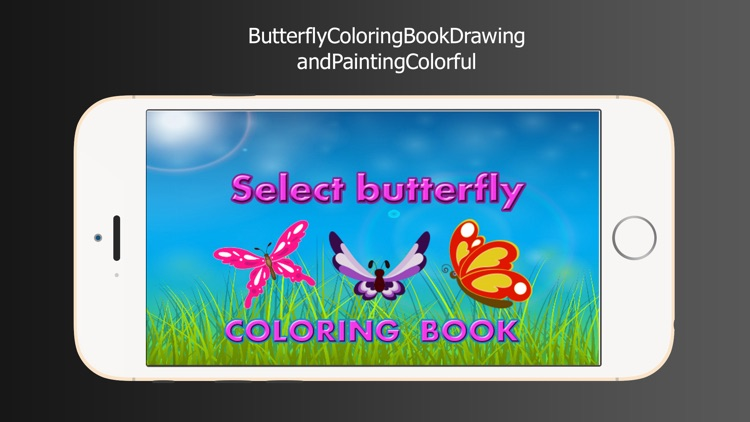 Butterfly Coloring Book Drawing and Painting Colorful screenshot-4