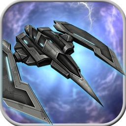 Star Warrior - Space of Galaxy Fighter Game
