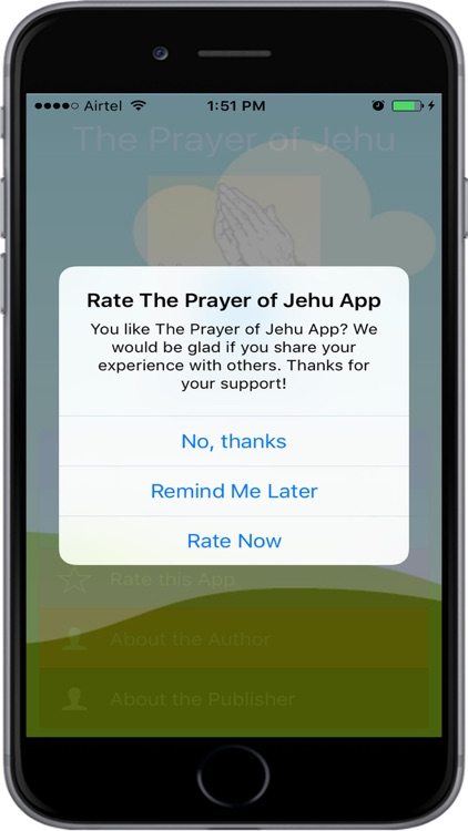 Prayer of Jehu screenshot-2