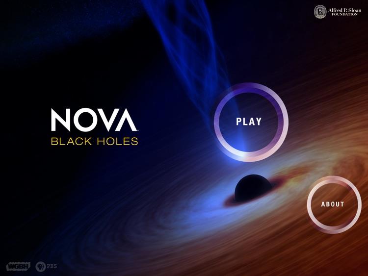 NOVA Black Holes screenshot-0
