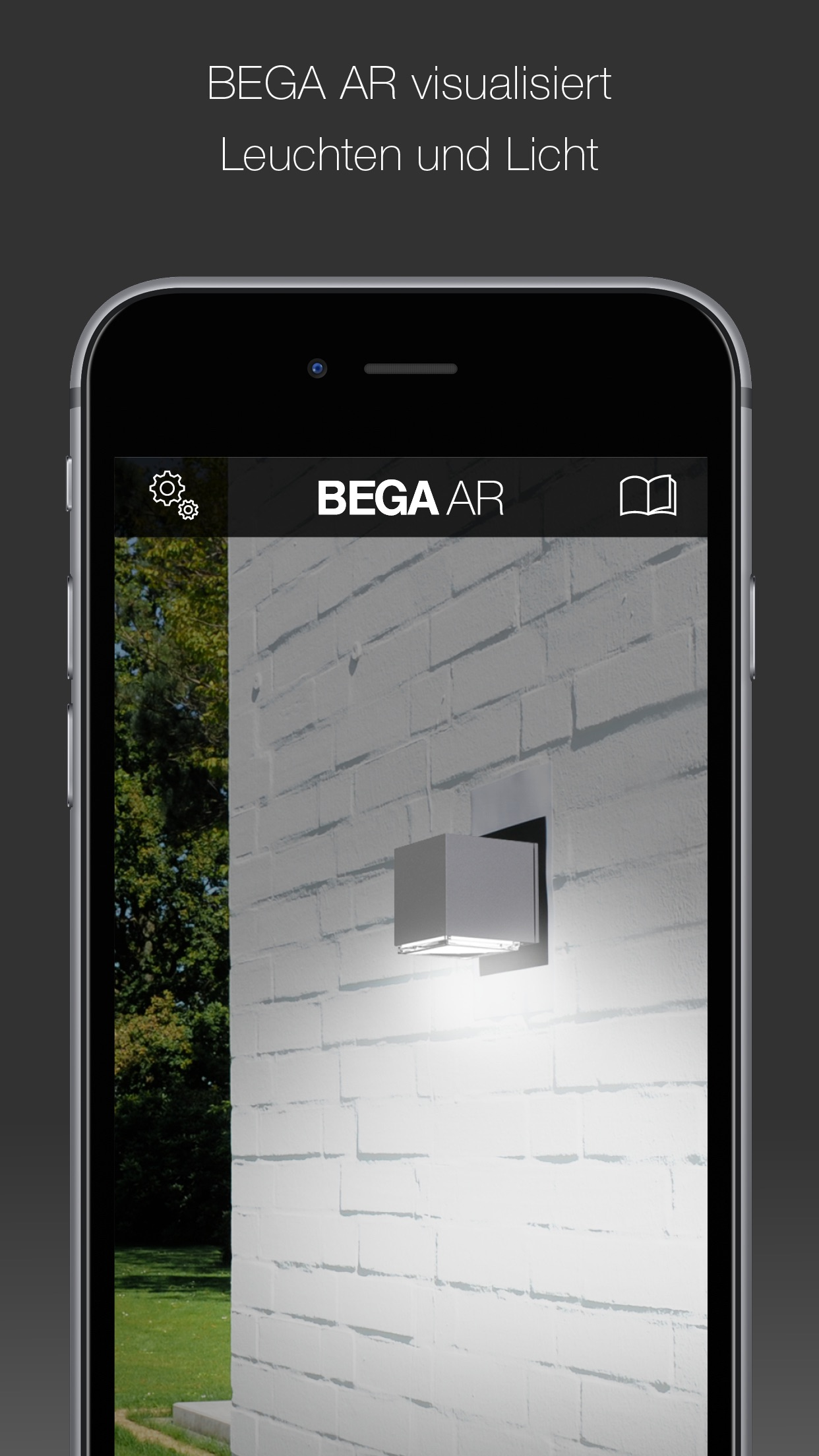 BEGA AR Screenshot