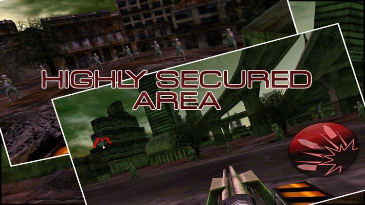 Mortal Battlefield Gunner Shooter : War shooting Commando game - fully free screenshot-4