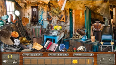 Haunted Ghost Town Hidden Object – Mystery Towns Pic Spot Differences Objects Game screenshot two