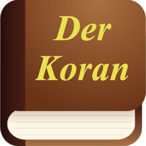 Der Koran auf Deutsch (Quran with Audio in German)