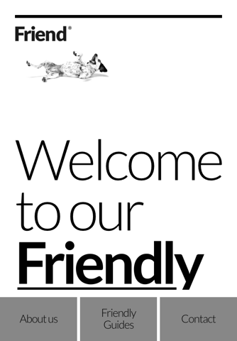 Friendly Guides - náhled
