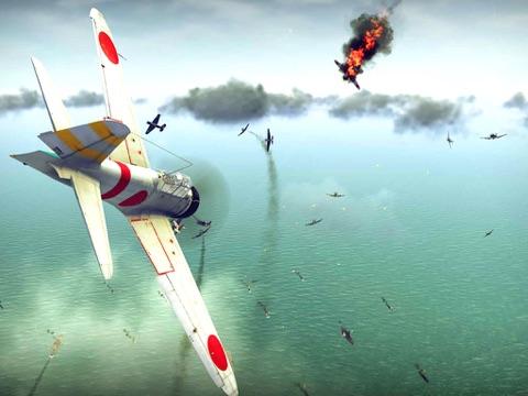 Airborne Battles: XF5F-1 Skyrocket на iPad