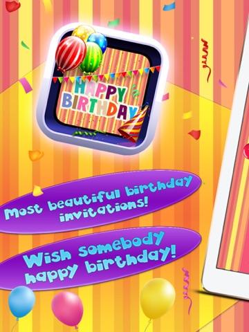 Screenshot 1 For Happy Birthday Card Creator Best Greeting E