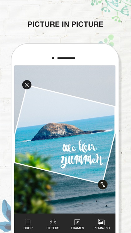 Picture Collage – make freestyle photo collages