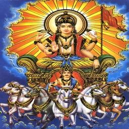 Surya Namaskar Prayer