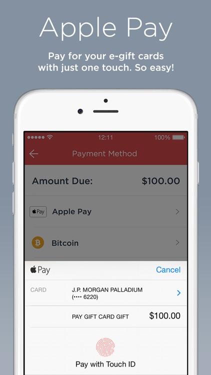Gyft - Mobile Gift Card Wallet screenshot-4